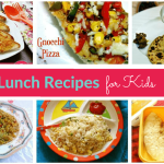Easy Lunch Recipes for Kids