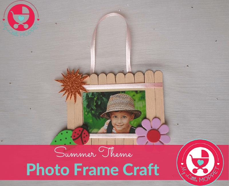 Photo Frame Craft