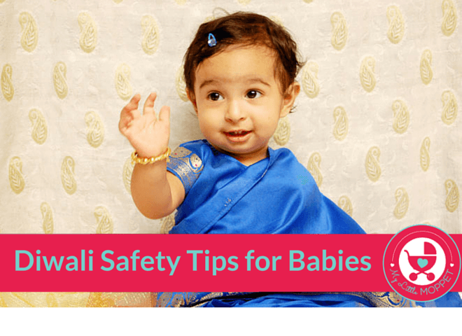 diwali safety tips for babies