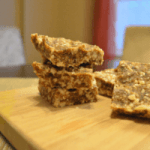 Dry Fruit Jaggery Energy Bars for Kids