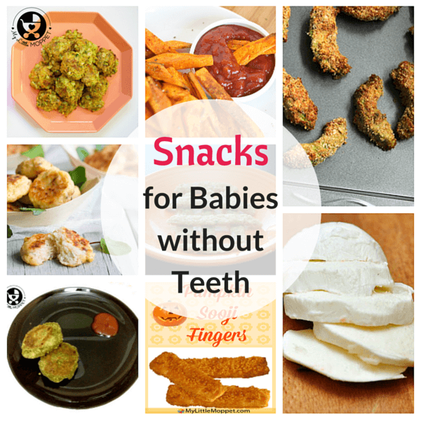 50 foods for babies without teeth my little moppet foods for babies without teeth forumfinder Choice Image