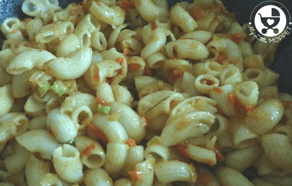 Masala Macaroni Recipe