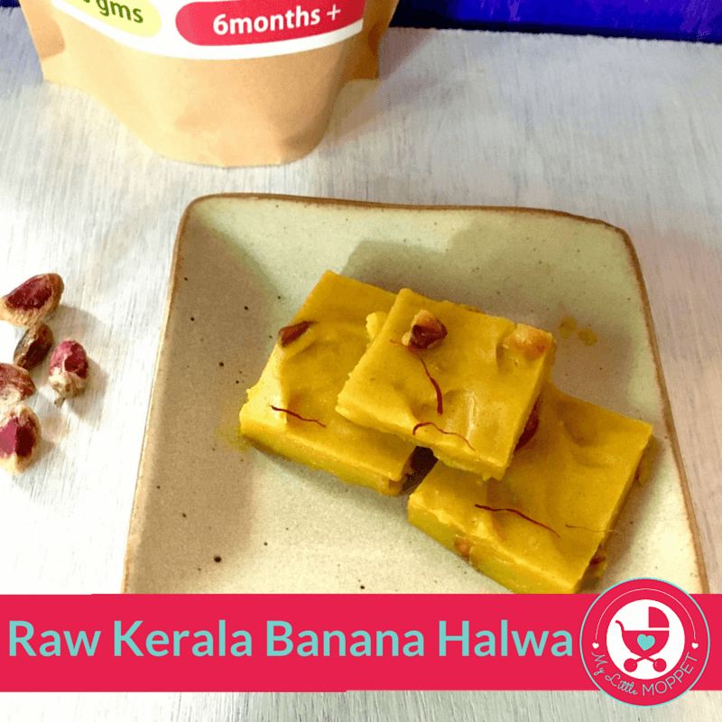 Kerala Banana Halwa