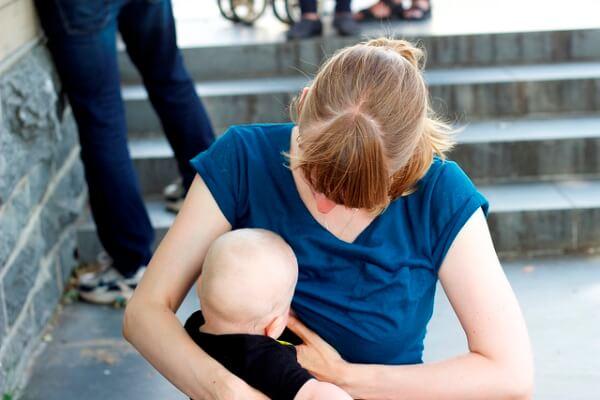 breastfeeding problems