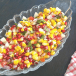 Sweet Corn Salad – Refreshing Summer Snack