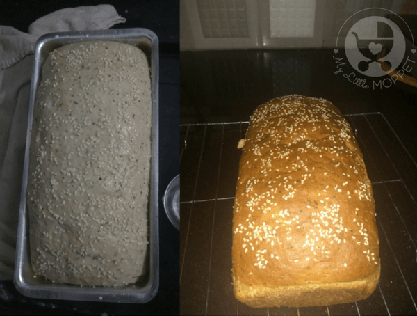 If your family likes bread, it's worth making your own. Here is a recipe for 100% homemade whole wheat bread that is soft, moist and flavorful!