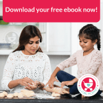 Get ready to treat your kids with some quick, easy, yummy and healthy recipes from our Mum's in the Kitchen free ebook! Download now!