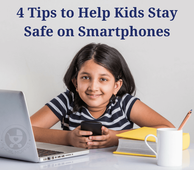 Kids these days are glued to their phones which makes them vulnerable to many dangers. Check out these 4 Tips to Help Kids Stay Safe on Smartphones.