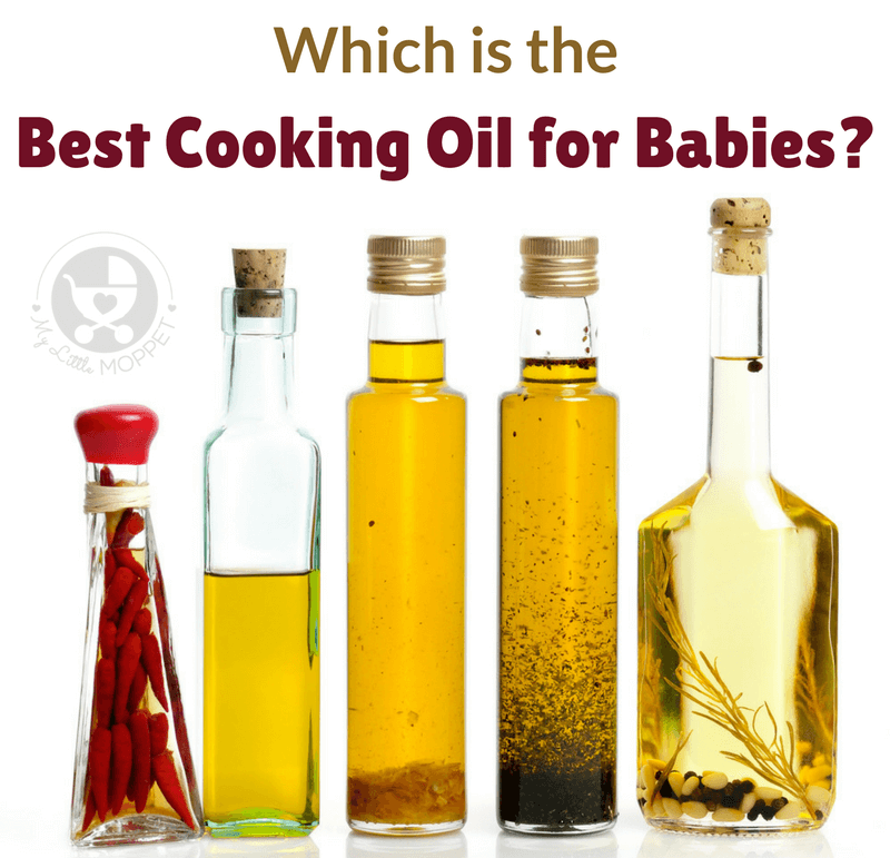 With so many oils available to us, finding the best cooking oil for babies is hard! Read all about different oils so that you can make an informed choice!