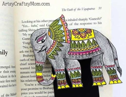 Ganesh Chathurthi Crafts and Activities for Kids
