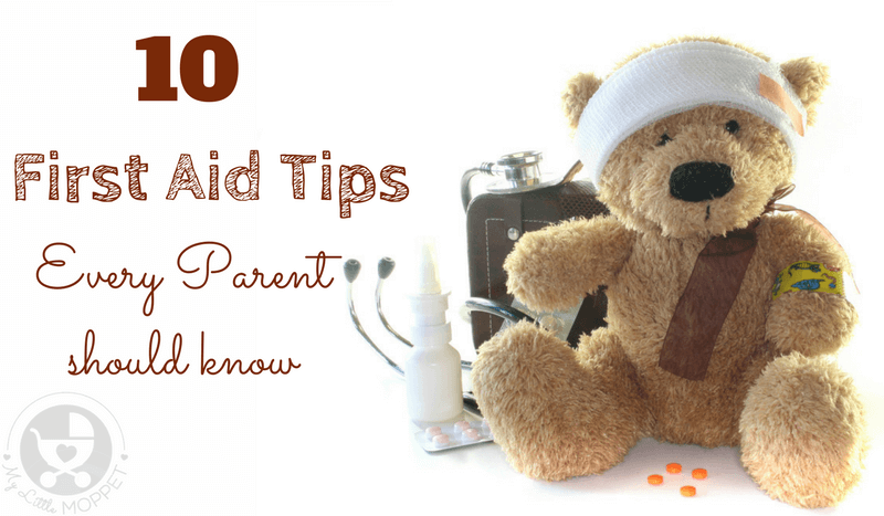 Kids are prone to accidents, but with a good presence of mind, a proper first aid kit and the right first aid tips, you can handle any situation with ease.