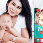 Happy Babies love Pampers