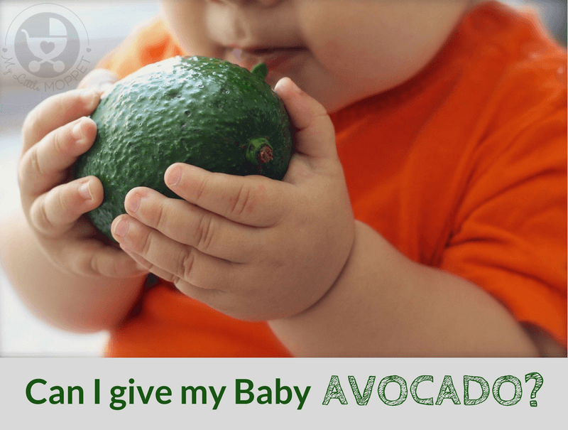 """Avocado is a fruit with a load of health benefits which makes Moms wonder, """"Can I give my baby avocado?"""" The answer is - yes you can, and you must!"""