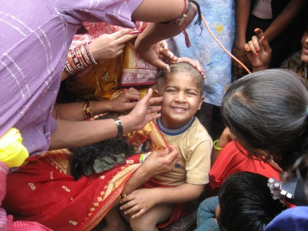 Traditional Indian Rituals for Newborns
