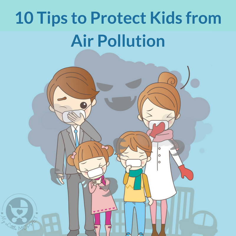 how to avoid air pollution