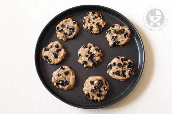 allow the cookies to cool down
