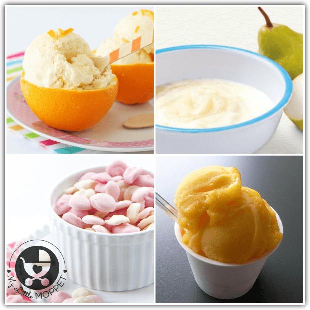 Dessert Recipes for Babies
