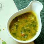 Red Lentil Fenugreek Soup