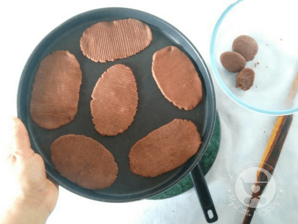 Moong Dal Ragi Teething Biscuits for Babies