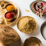 How to make Nalangu Maavu Herbal Bath Powder?