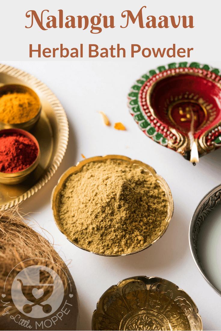 Nakangu Maavu Herbal Bath Powder