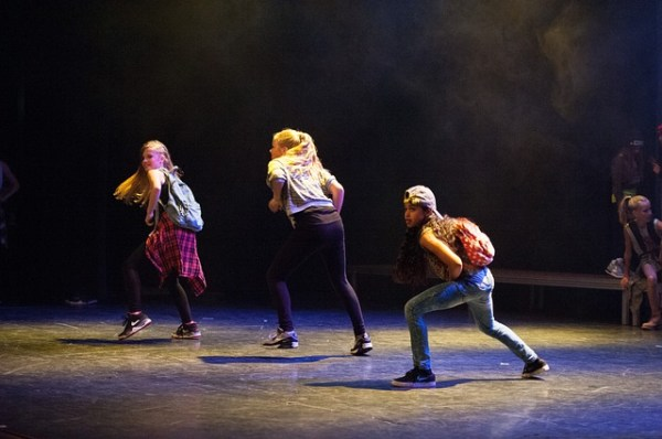 5 Way Dance Class Helps Reduce Stress In Children