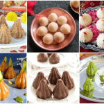 Celebrate the festive season with some Unique Modak Recipes for Ganesh Chathurthi - for the family to enjoy and to gift friends and relatives as well!
