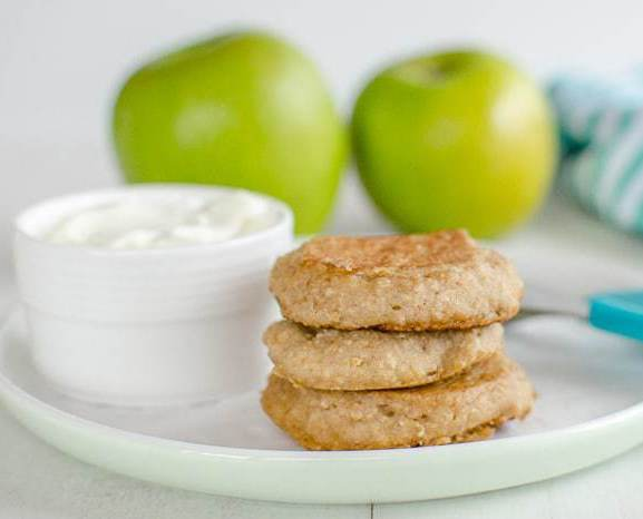 apple recipes for babies