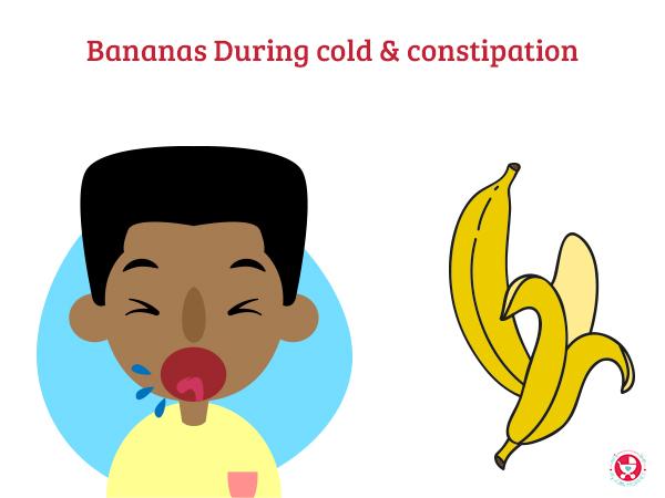 Can I give my baby banana?