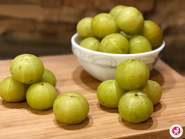 can I give my baby gooseberries