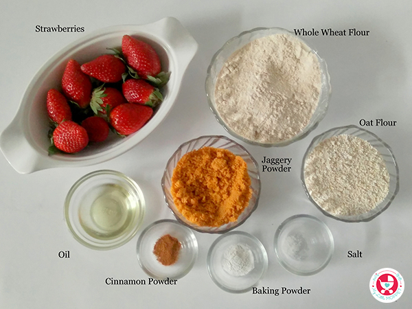 How to make Strawberry Cookies?