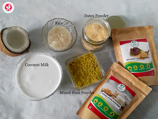 How to make Rice Pudding in Coconut Milk?