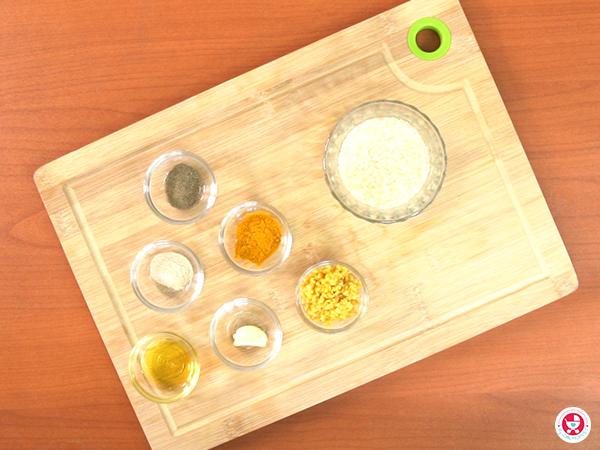 How to make Moong Dal khichdi?
