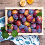 Everyone loves a nice, ripe, juicy plum, especially since it's packed with nutrients. Today, we look at plums and babies - can I give my baby plums?