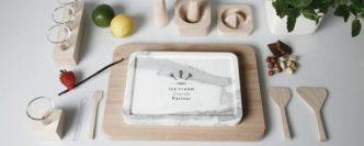 "Design ""back to basics"" les glaces maison"