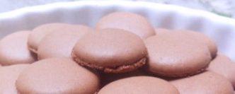 Coques de macarons by Pierre Hermé