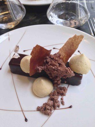 Dessance de l'art, restaurant de desserts à l'assiette