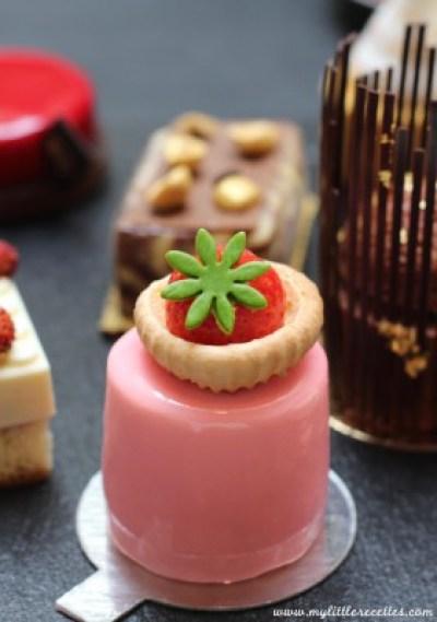 Les pâtisseries de François Perret enchantent le Tea-time du Shangri La Paris …