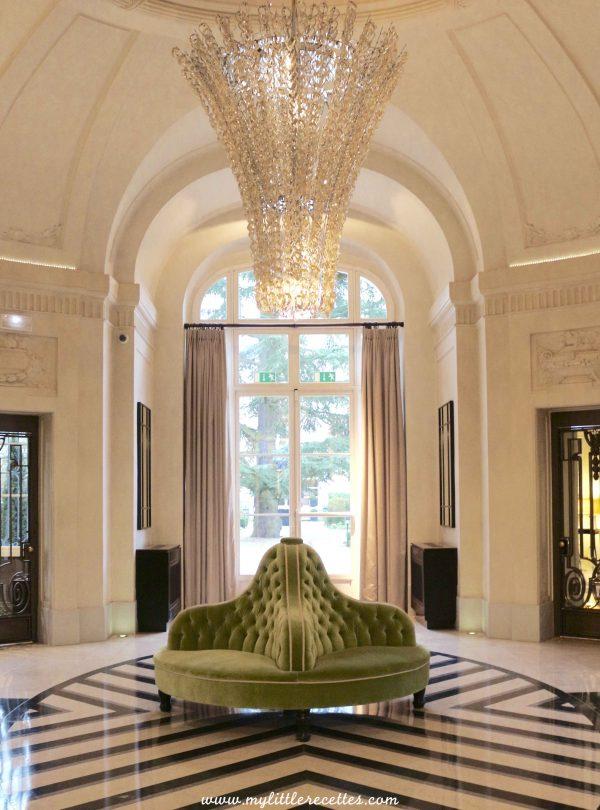 Rencontre avec Eddie Benghanem, chef pâtissier du Trianon Palace