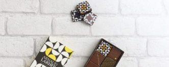 Arnaud Larher et Rouge du Rhin dévoilent trois fourreaux chocolatés