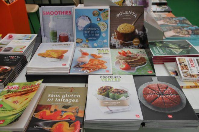Le Salon International du Livre Gourmand