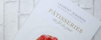 Livre, Pâtisseries au fil du jour - Laurent Jeannin