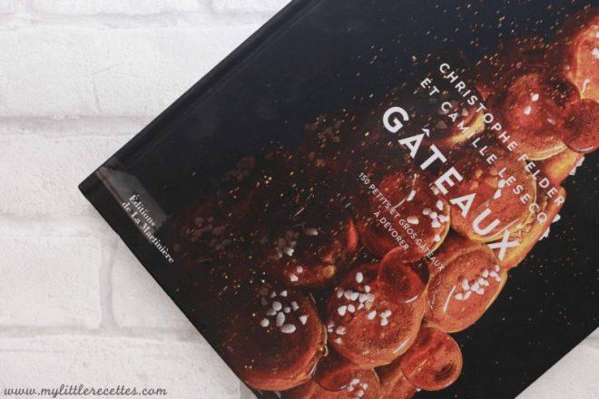 Livre, Gâteaux de Christophe Felder & Camille Lesecq