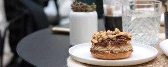 Le Jardin Privé (Novotel) et le Chef Pâtissier Quentin Lechat lancent le T'Time