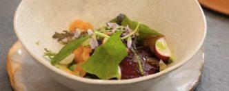 Restaurant, L'innocence, gastronomie végétale et flexitarienne