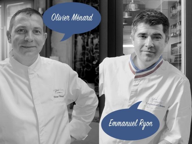 Excellence givrée, Une Glace à Paris d' Emmanuel Ryan & Olivier Menard