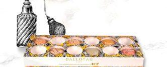 Dalloyau, comme un parfum d'amour pour les fêtes des meres et des peres
