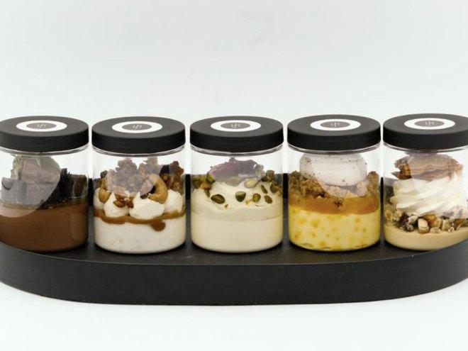 Les desserts de Sâj