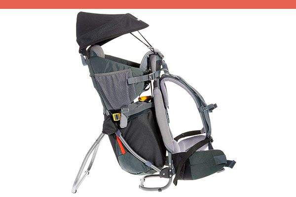 f67ca62f262 Deuter outdoor baby carrier rental in Madrid I My Little Rider