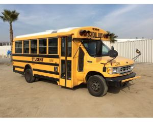 2002 Ford E450 Bus For Sale  Colton, CA